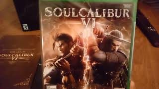 Soul Calibur VI Unboxing   Collector's Edition