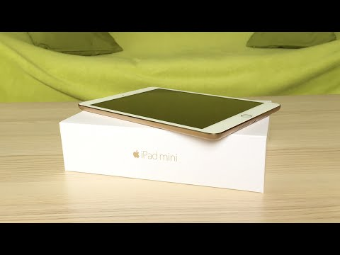 Apple iPad Mini 3 in Gold | Unboxing & Hands-On