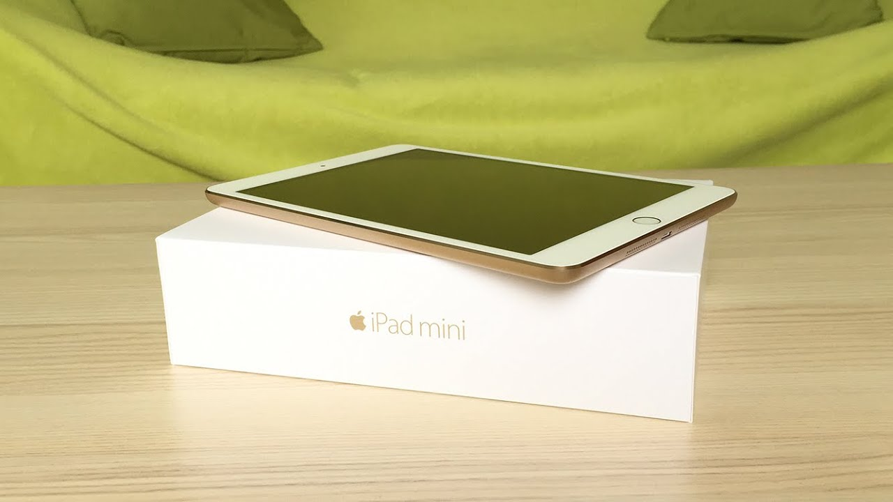 Image result for ipad mini 3 gold unboxing