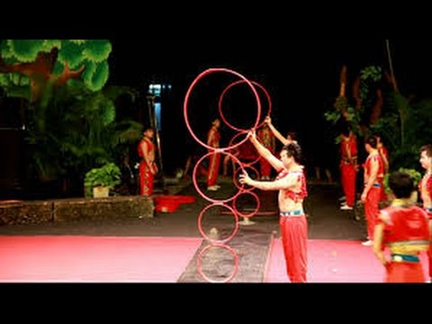 Xiếc Việt Nam - Circus vietnam
