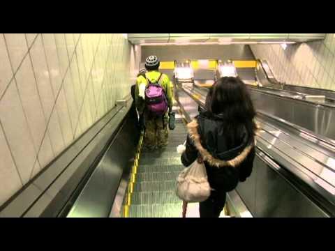 Tokyo Metro to Shibuya