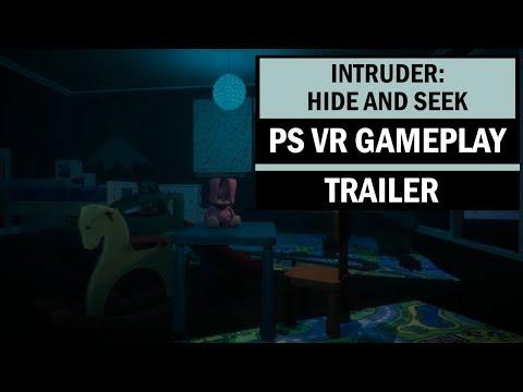 Intruder: Hide And Seek PS VR Gameplay Trailer