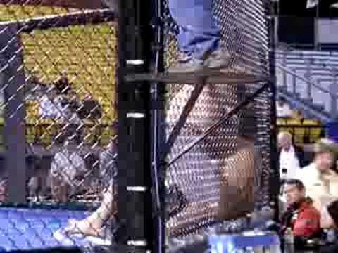 Glenn Kulka MMA Fight Calgary Aug 292008