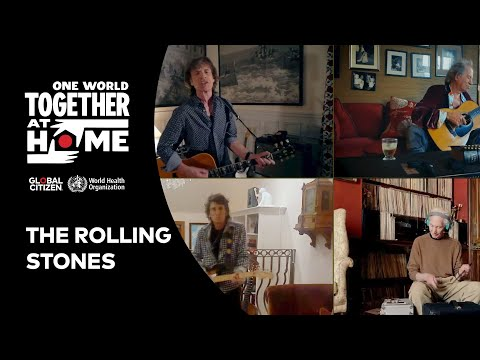 """The Rolling Stones perform """"You Can't Always Get What You Want"""" 