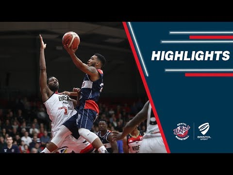HIGHLIGHTS: Leicester Riders 79-59 Bristol Flyers