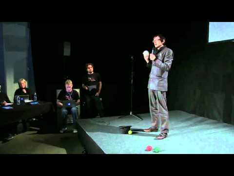Slush 2011 - Slush 100 Pitches - Meeting Gs