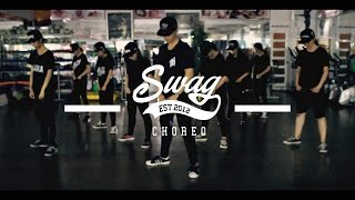 LAZARUS | Choreography @ Cheeb Ngô ft. SWAG DANCE CREW 2015