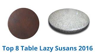 8 Best Table Lazy Susans 2016