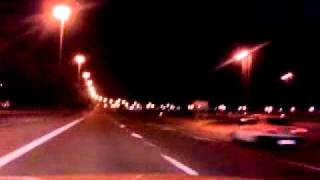 240kmh speed on dubai road.mp4