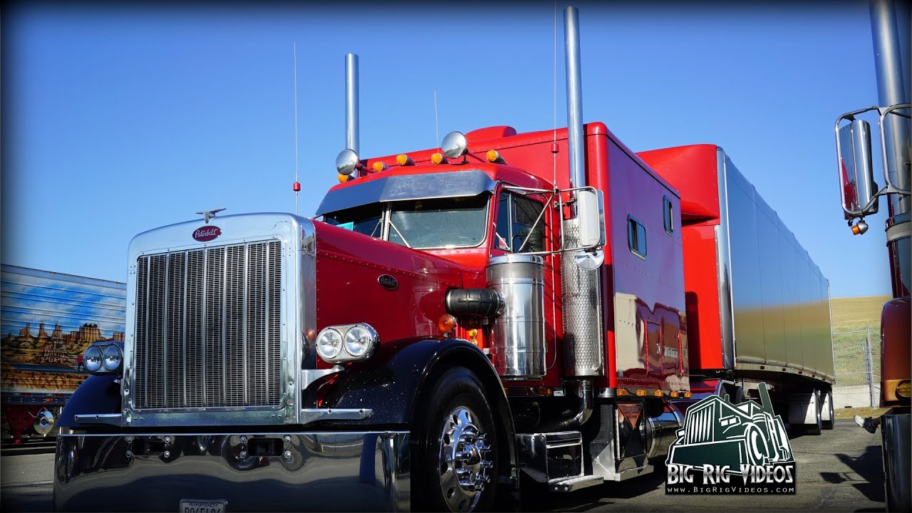 Long Haul Trucking >> Long Haul Trucking Truck Walk Around Youtube