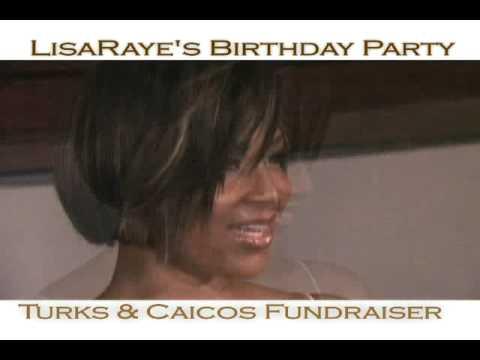 Actress LisaRaye Birthday Celebration Ft. MC Lyte,...