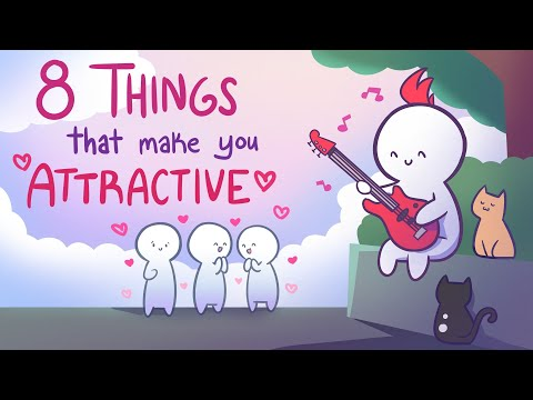8 Things That Make You Attractive