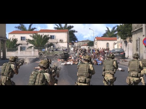 ArmA 3 - Zombies & Demons