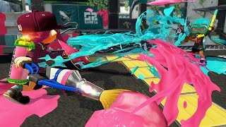 Splatoon: Colorful Chaos in Turf War