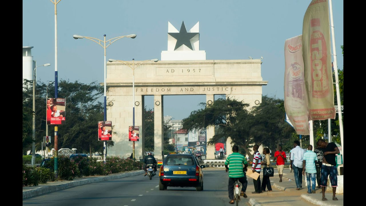 ghana cities guide the accra city promo video youtube