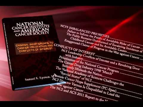 National Cancer Institute and American Cancer Society by Samuel S. Epstein, M.D. - 60 sec