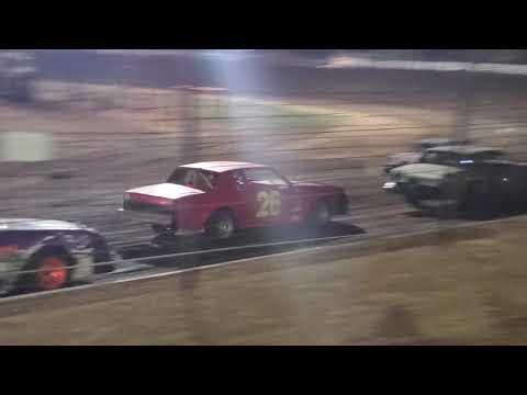 Cardinal Speedway imca hobby heat