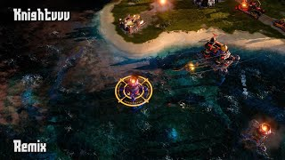 Red Alert 3 MOD Remix Allied Support Power LV2 / Видео