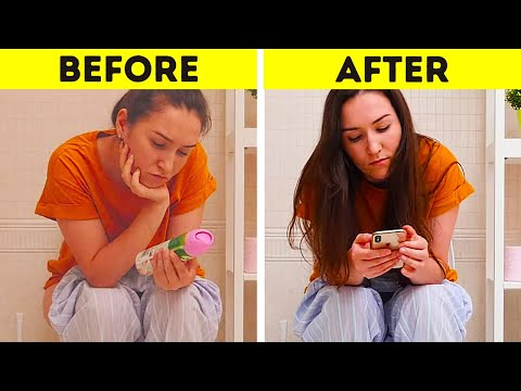 LIFE BEFORE AND AFTER SMARTPHONES