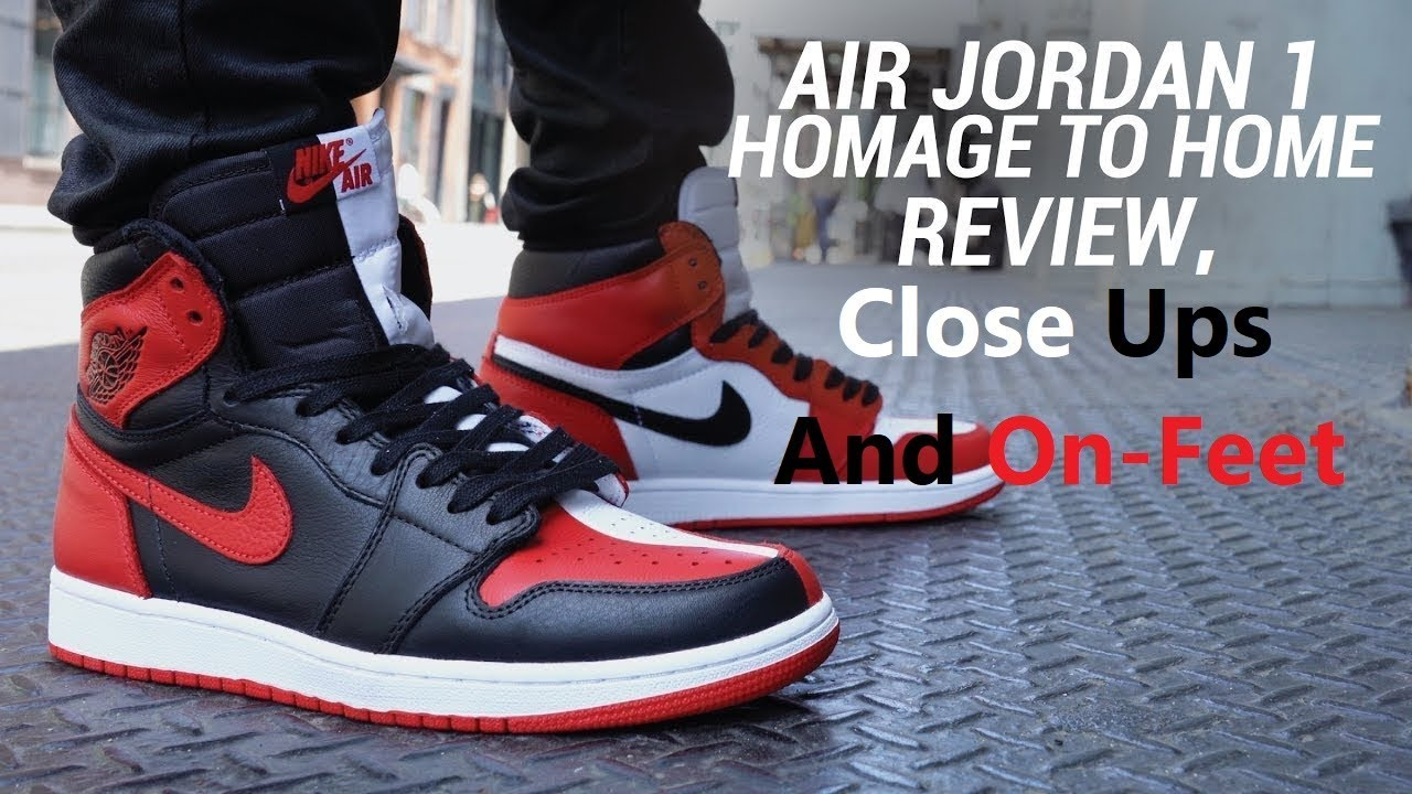 Air Jordan 1's \
