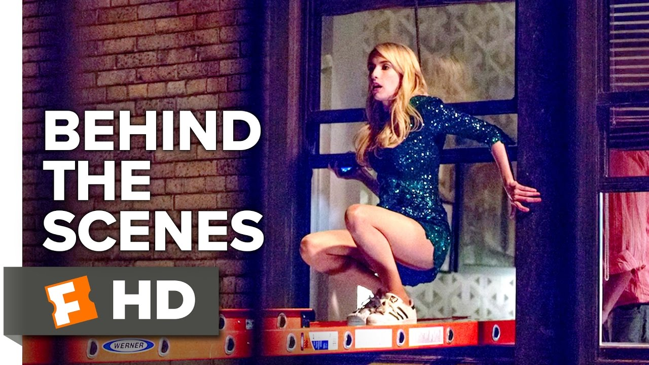 Nerve Behind the Scenes - Step Up (2016) - Emma Roberts ...