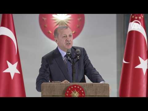 Cumhurbaşkanı Erdoğan'dan ABD'ye 'koruma polisi' tepkisi