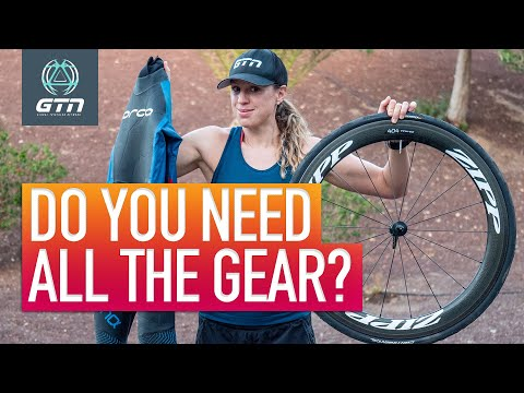 Triathlon Kit: When Do You Get All The Gear?