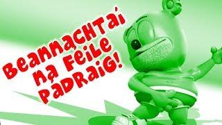 ☘ Happy St. Patrick's Day! ☘ The Gummy Bear Song Irish (Is Misé an Gummy Bear) Gaeilge Version