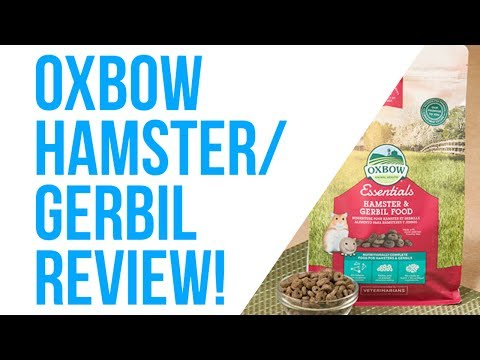 Oxbow Hamster/Gerbil Review~ CC