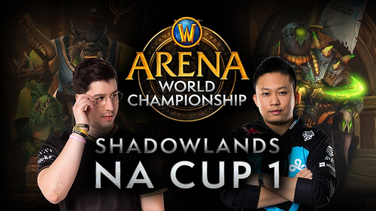 AWC Shadowlands NA Cup 1 | Top 8 Full VOD
