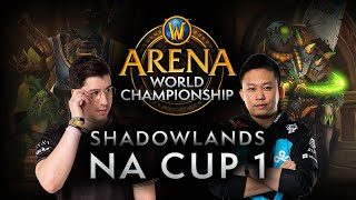 AWC Shadowlands Cup 1 | NA Top 8 Full VOD
