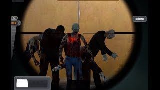 sniper 3D halloween special ( zombies )