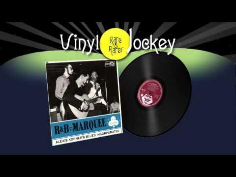 I TOUGHT I HEARD THAT WHISTLE BLOW - ALEXIS KORNER'S BLUES INC. - TOP RARE VINYL RECORDS