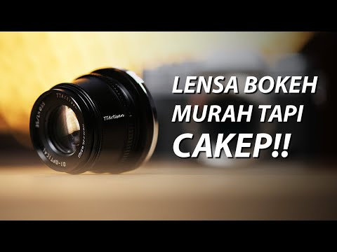 Sejuta Dapet Lensa Sebagus Ini!!! | Review TTArtisan 35mm F1.4