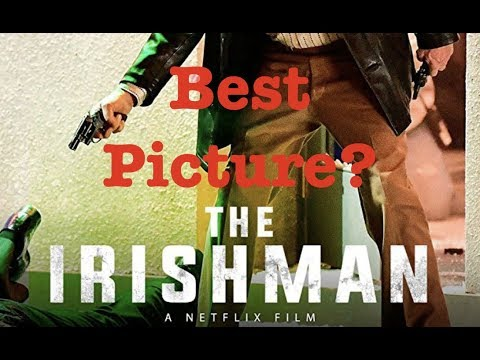 Could Netflix's The Irishman Win Best Picture?
