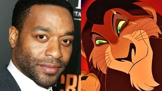 The Lion King (2019) Lead Voice Actors Cast So Far