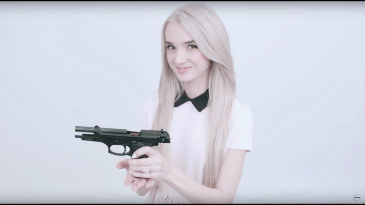 Poppy S Creepiest Videos Blood Alert Youtube