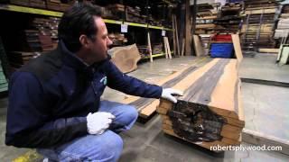 Macassar Ebony Exotic Wood at Roberts Plywood