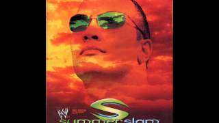 "WWE SummerSlam 2002 Theme - ""Fight"" by Jim Johnston Original Version"