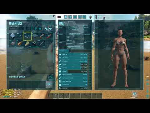 ARK: Survival Evolved learning basic onces more