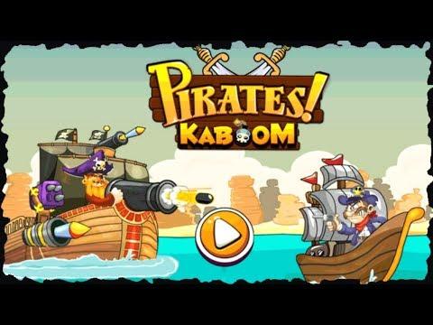 Pirates Kaboom Full Game play Walkthrough