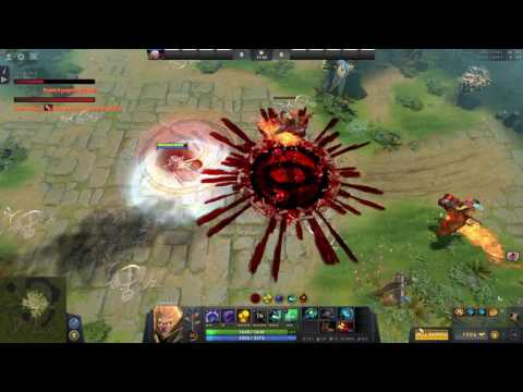 Dota2 7.00 TOGETHER WE STAND! Solo (HARD MODE)