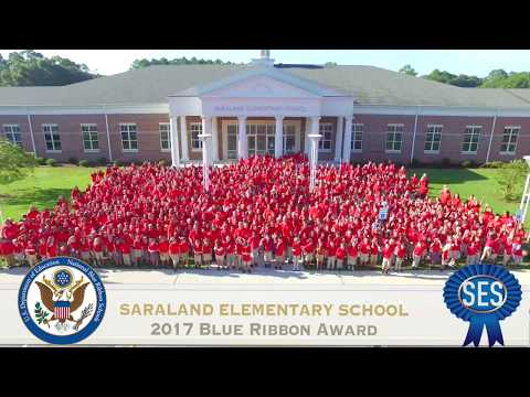 2017 National Blue Ribbon Announcement - Saraland Elementary School