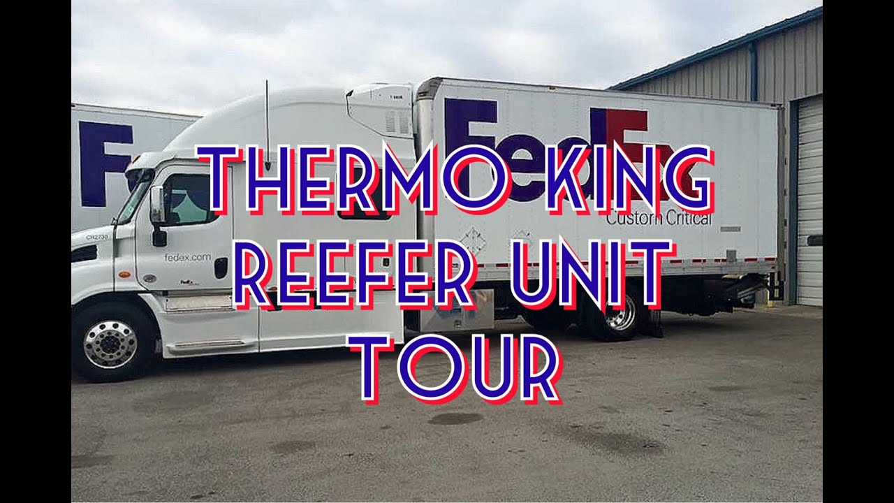 Expediter Team ~ Thermo King Reefer Unit