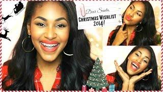 My Christmas List 2014! Thumbnail