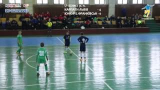U-12 2002. ФІНАЛ. Карпати Львів 4-0 Юніор І. Франківськ