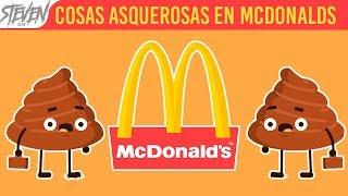TOP 10 Cosas Más Asquerosas Encontradas En McDonalds