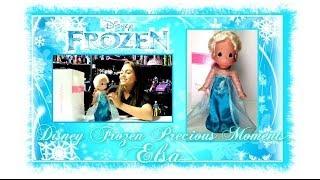 Disney Frozen Precious Moments Elsa Doll Review