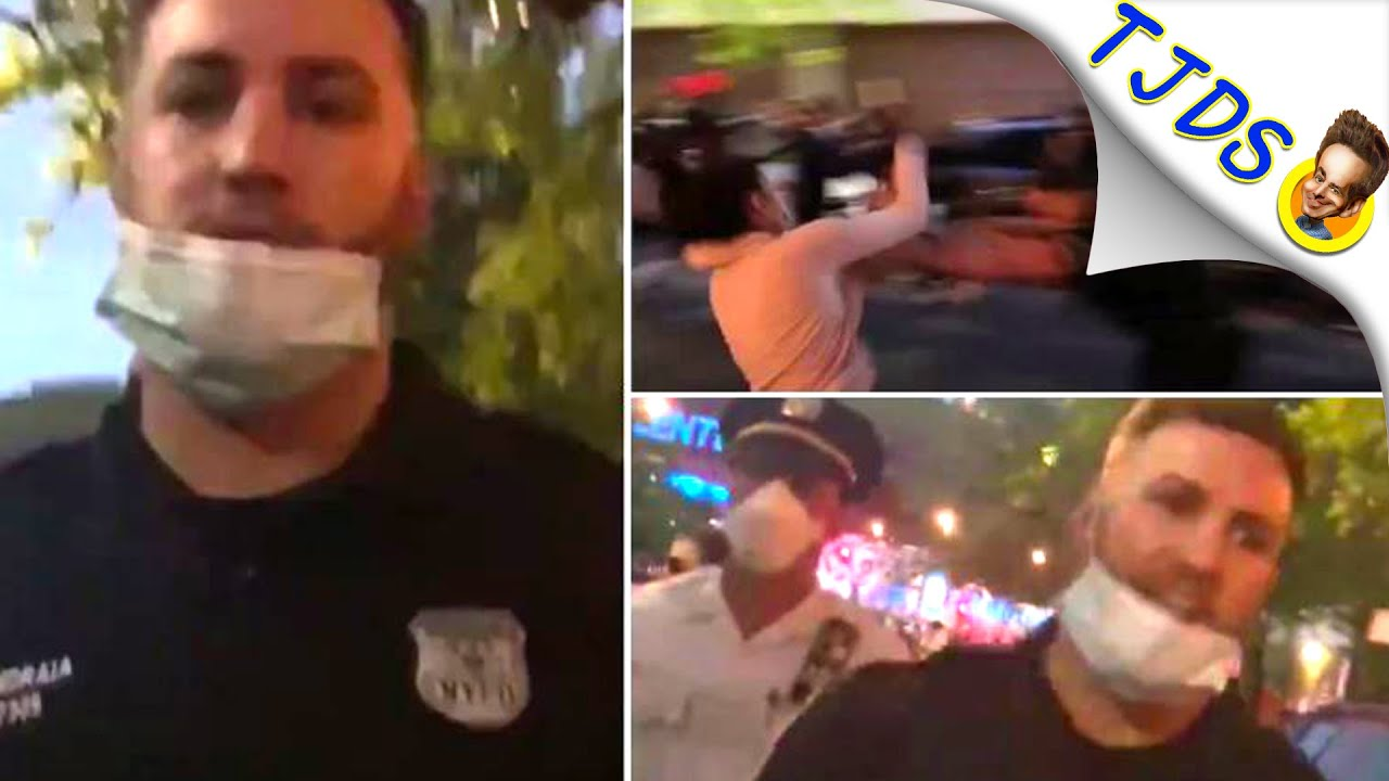 Compilation Of Maniac Cops Assaulting Women & Peaceful Protestors On Camera!