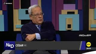 Renato Cisneros entrevista a César Hildebrandt [RPP]